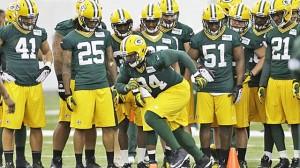 Packers rookies 2014